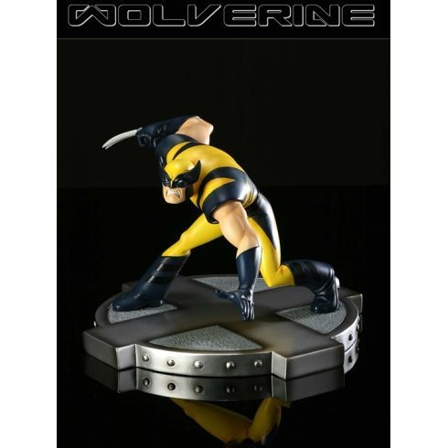 Wolverine And The X-Men Animated Series - Wolverine Statue