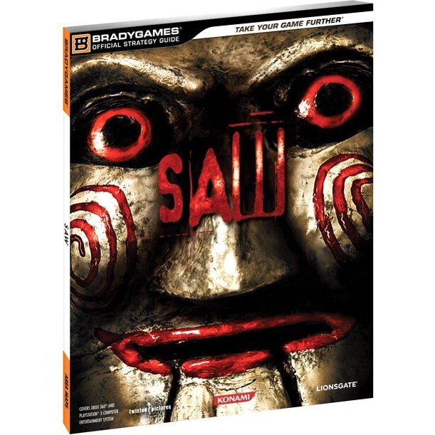 Saw: The Videogame Official Strategy Guide