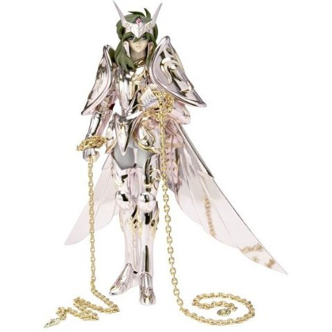 Saint Seiya Cloth Myth Pre-Painted Action Figure: Andromeda Shun