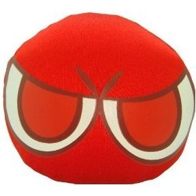 Puyo Puyo Plush Doll: Red Puyo (Small Size)