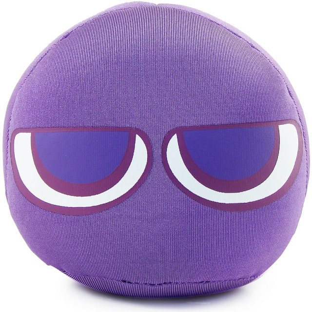 Puyo Puyo Plush Doll: Purple Puyo