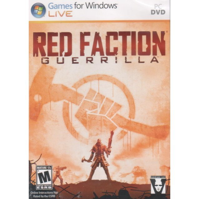 Red Faction: Guerrilla (DVD-ROM)
