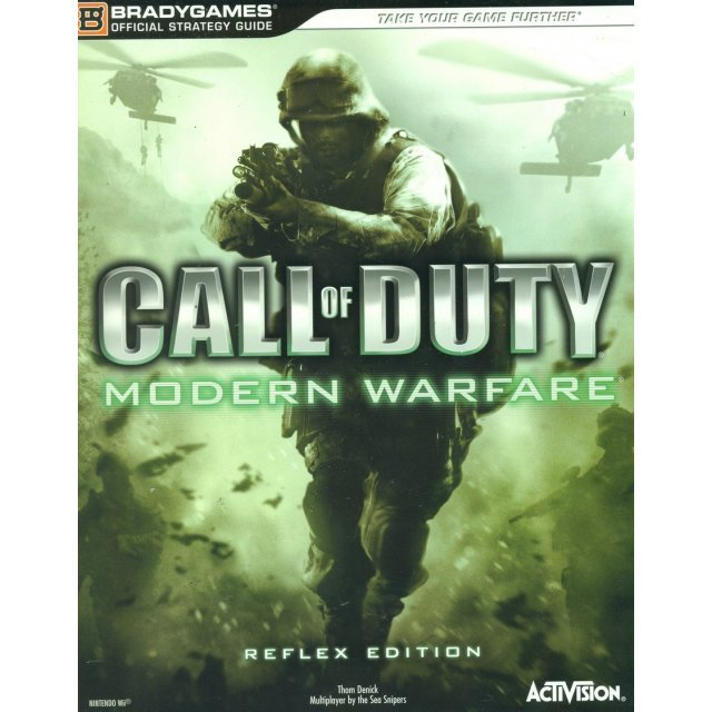 Call of Duty 4: Modern Warfare Reflex Edition Official Strategy Guide