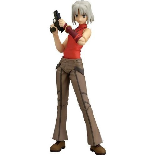 Canaan Non Scale Pre-Painted PVC Figure: figma Canaan