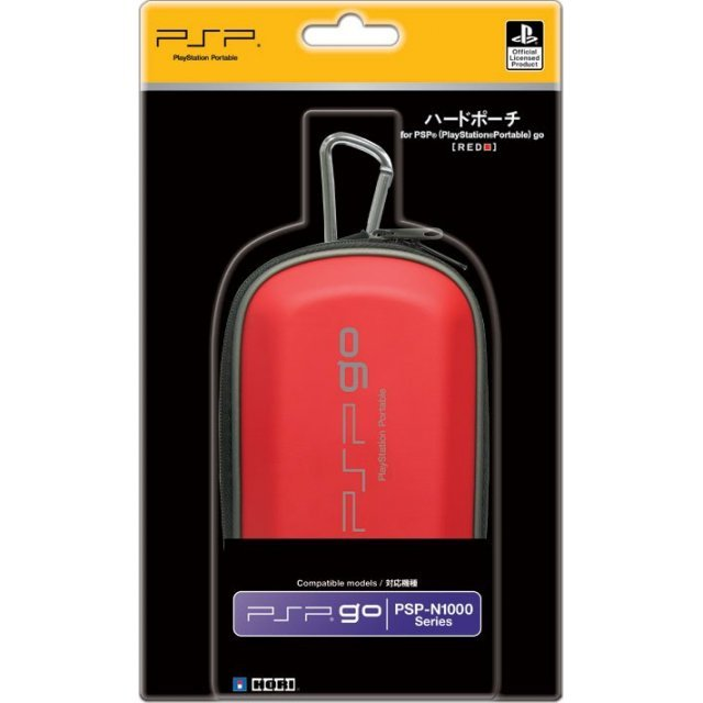 Hard Pouch Go (Red)