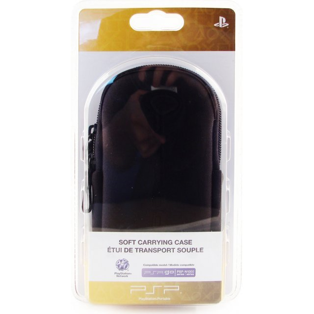 PSP PlayStation Go Soft Carry Case
