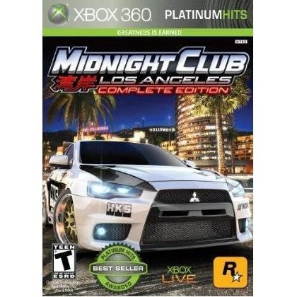 Midnight Club: Los Angeles Complete Edition (Platinum Hits)