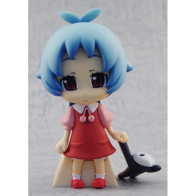 Neon Genesis Evangelion Deformation Maniac Collection Pre-Painted Figure: Rei (Casual Version)