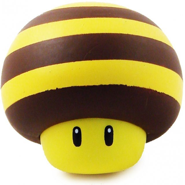Super Mario Galaxy Mame Collection Vol. 1 Figure: Bee Mushroom