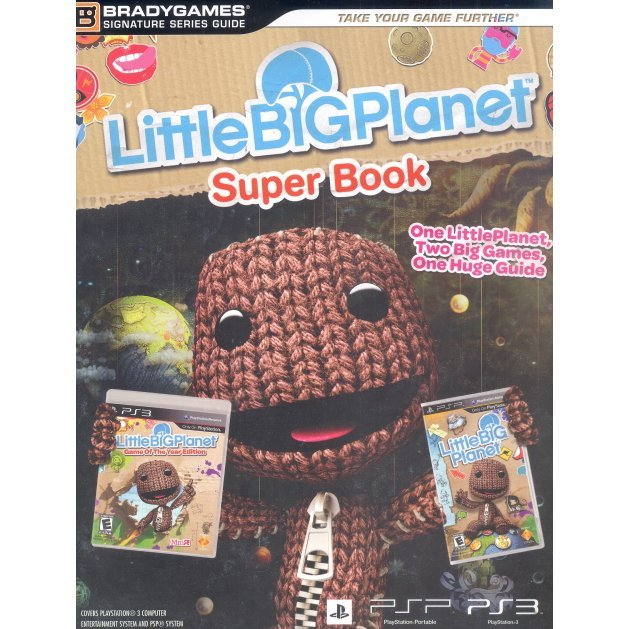 LittleBigPlanet Game of the Year and PSP Signature Series Strategy Guide