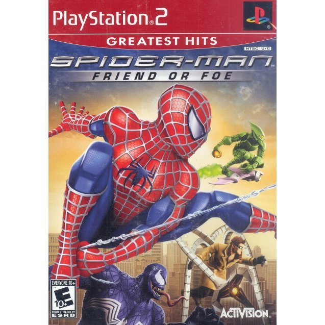 Spider-Man: Friend or Foe (Greatest Hits)