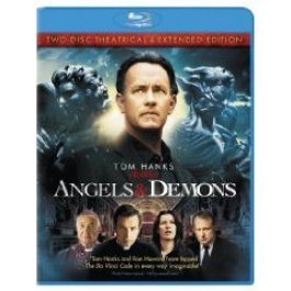 Angels & Demons [Blu-ray+DVD]