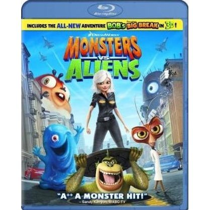 Monsters Vs. Aliens [US Version]