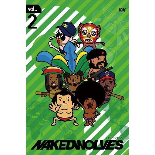Naked Wolves Vol.2