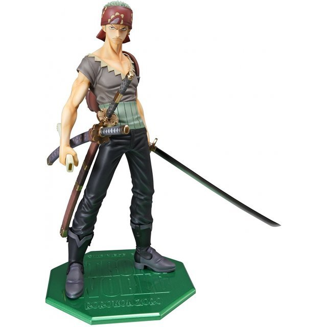 Excellent Model One Piece Portraits of Pirates 1/8 Scale Pre-Painted Figure: Roronoa Zoro (Strong Version)