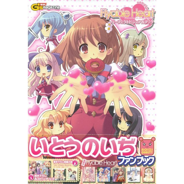 Flyable Heart Perfect Visual Book
