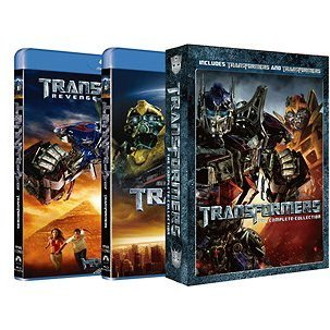 Transformers Blu-ray Double Pack