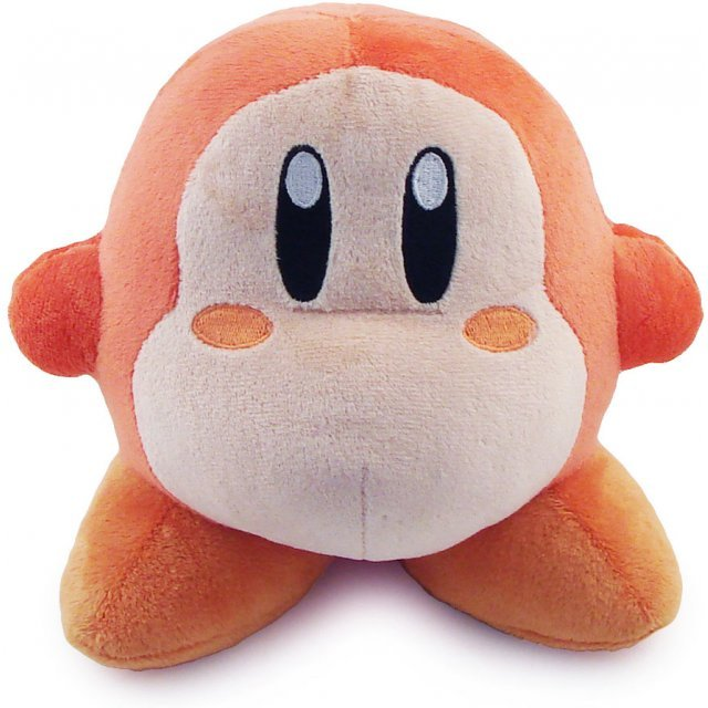 Kirby Adventure Kirby Plush Doll: Waddle