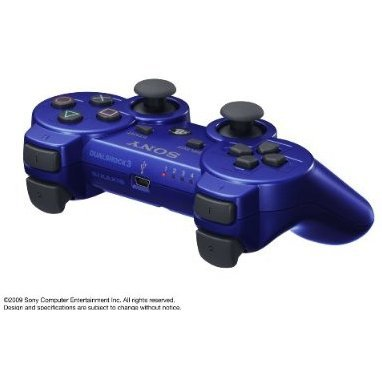 Dual Shock 3 (Metallic Blue)