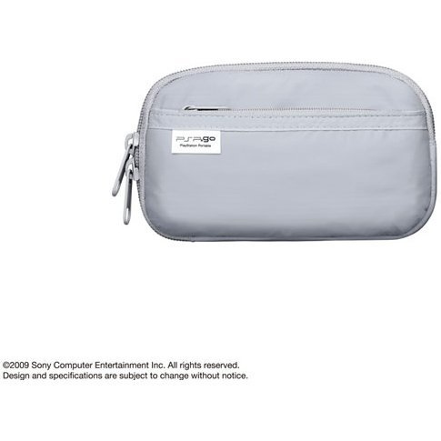 PSP PlayStation Go Pouch (Gray)