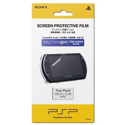 PSP PlayStation Go Display Protection Film