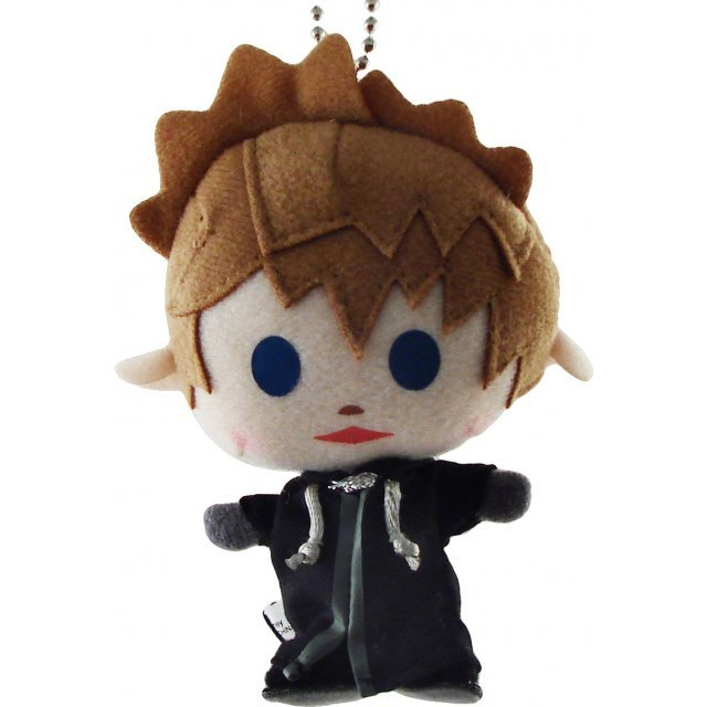 Kingdom Hearts Avatar Key Chain Mini Plush Doll: Roxas
