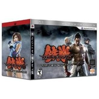 Tekken 6 [Collector's Edition]