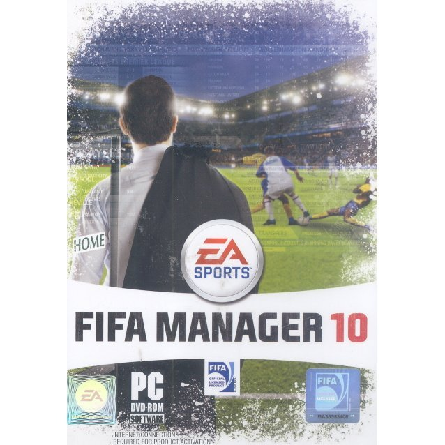 FIFA Manager 2010 (DVD-ROM)
