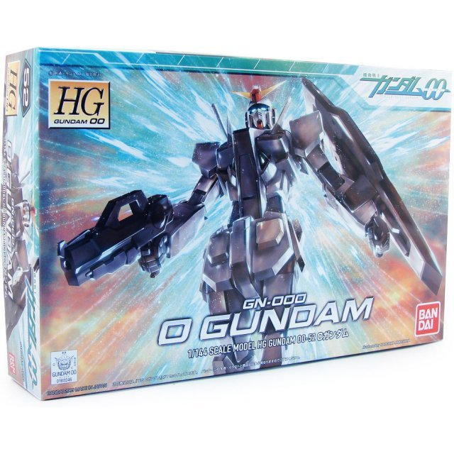 Gundam 00 1/144 Scale Pre-Painted Model Kit: O Gundam