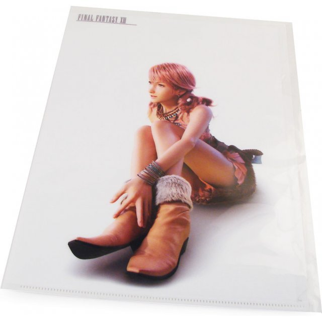Final Fantasy XIII Clear File Vanille