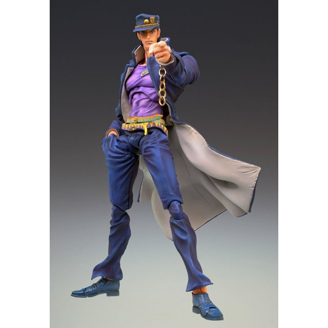 Super Figure JoJo's Bizarre Adventure Part 3 Non Scale Pre-Painted PVC Figure: Kujo Jotaro Second