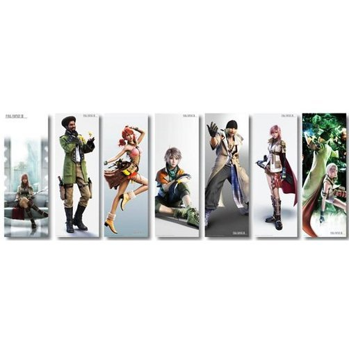 Final Fantasy XIII - Mini Clear Poster