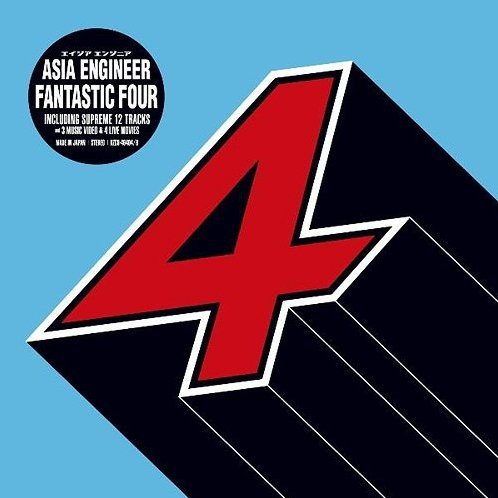 Fantastic 4 [CD+DVD Limited Edition]