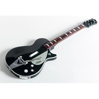 The Beatles: Rock Band Wireless Gretsch Duo-Jet Guitar Controller