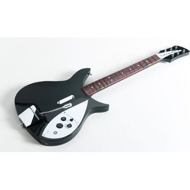 The Beatles: Rock Band Wireless Rickenbacker 325 Guitar Controller