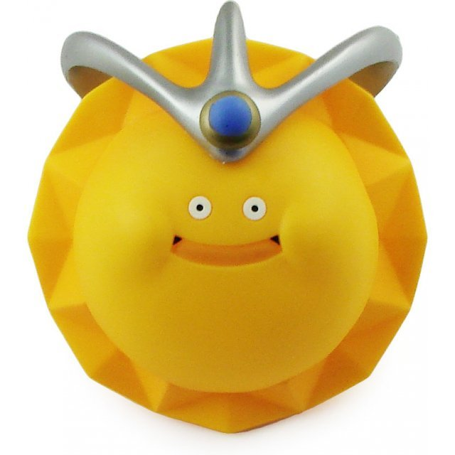 Dragon Quest Pre-Painted Soft Vinyl Figure: Monster 028 Golden Slime