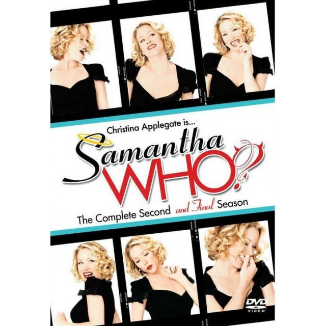 Samantha Who [The Completed Season 2 3DVD]