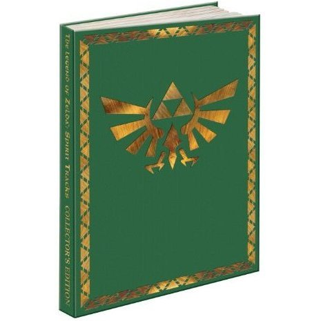 The Legend of Zelda: Spirit Tracks Collector's Edition Prima Official Game Guide