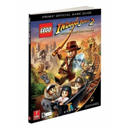 LEGO Indiana Jones 2: The Adventure Continues Prime Official Game Guide