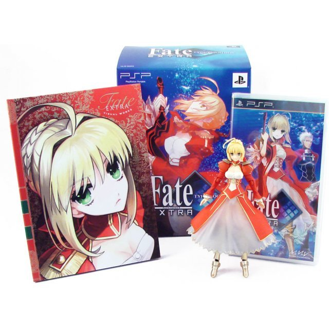Fate/Extra [Type Moon Box Edition]