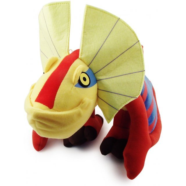 Monster Hunter Super DX Plush Doll: Monster Bird (Orange Version)