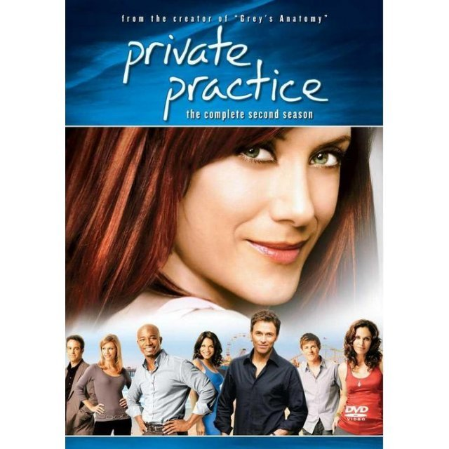 Private Practice: The Complete Second Season [6-Discs]