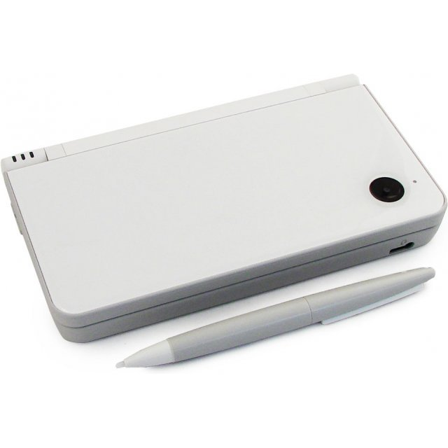 Nintendo DSi LL (Natural White)
