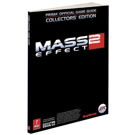 Mass Effect 2 Collector's Edition Prima Official Guide