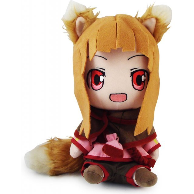 Spice and Wolf Plush Doll: Horo