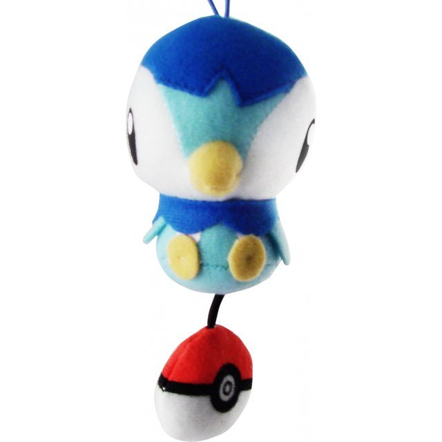 Pokemon Diamond & Pearl Mini Plush Doll: Pochama