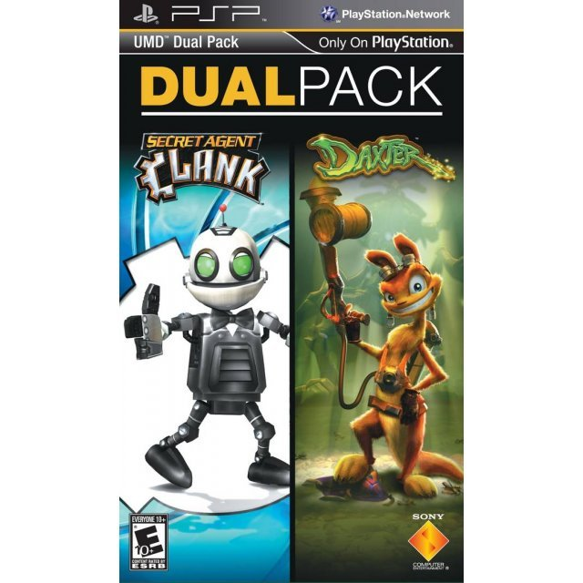 Dual Pack: Secret Agent Clank / Daxter