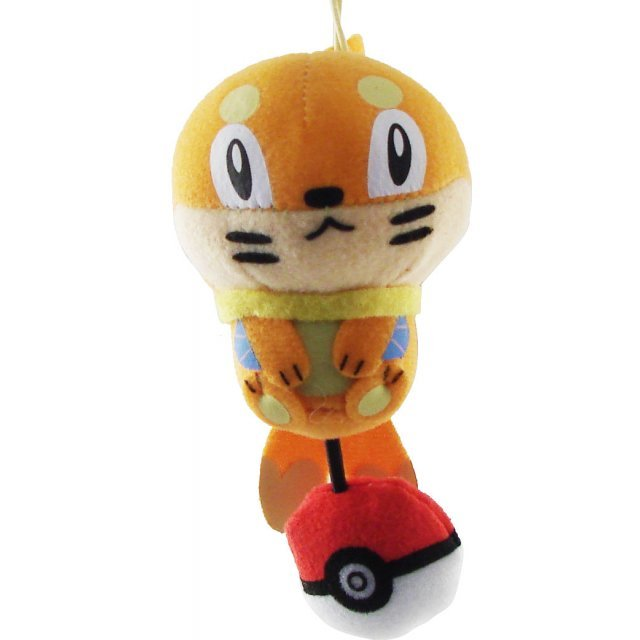 Pokemon Diamond & Pearl Mini Plush Doll: Buizeru