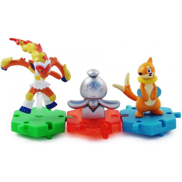 Pokemon Diamond & Pearl World 2 Mini Figure Gashapon