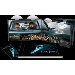Harry Potter [Year 1-6 DVD Album 12-Discs]